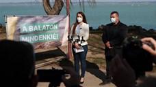 Kampányt indítunk a Balaton megmentéséért